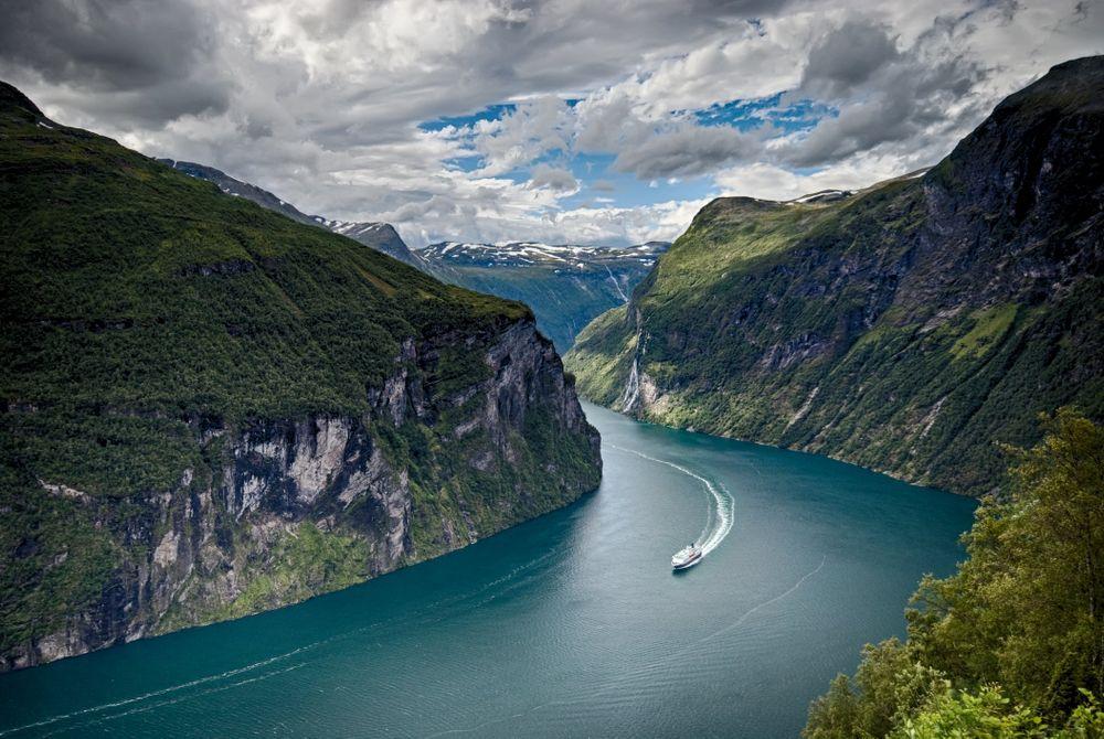 10 indrukwekkende fjorden