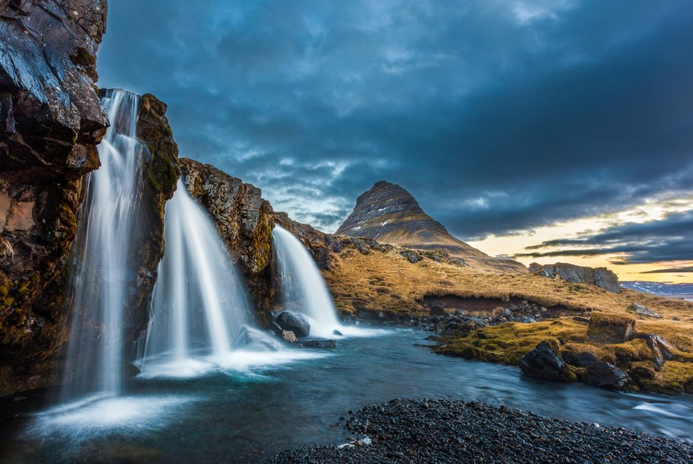FOTOSERIE: 25 keer IJsland