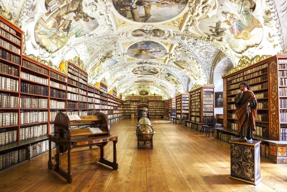 De 11 mooiste bibliotheken ter wereld