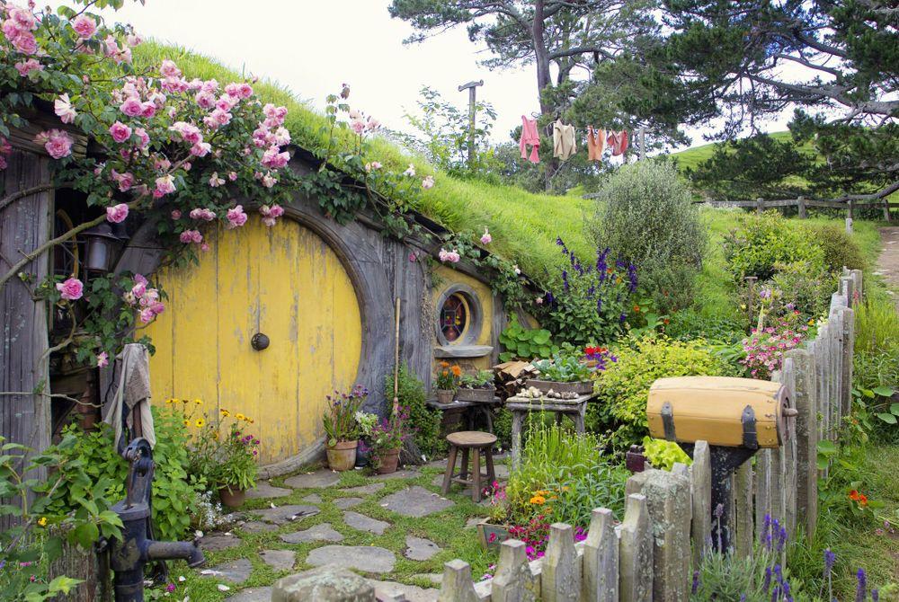 16 sprookjesachtige huizen