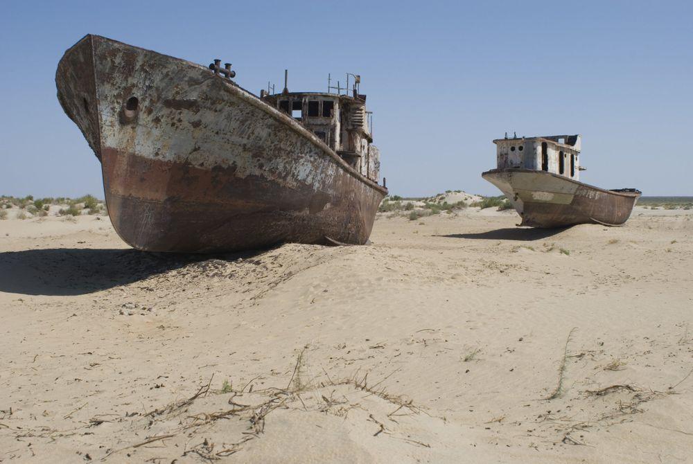 Het stervende Aralmeer