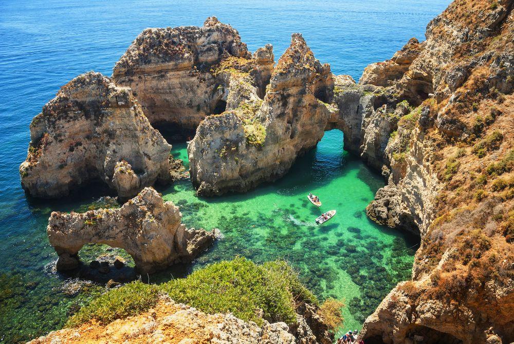Is dit 's werelds mooiste strand?