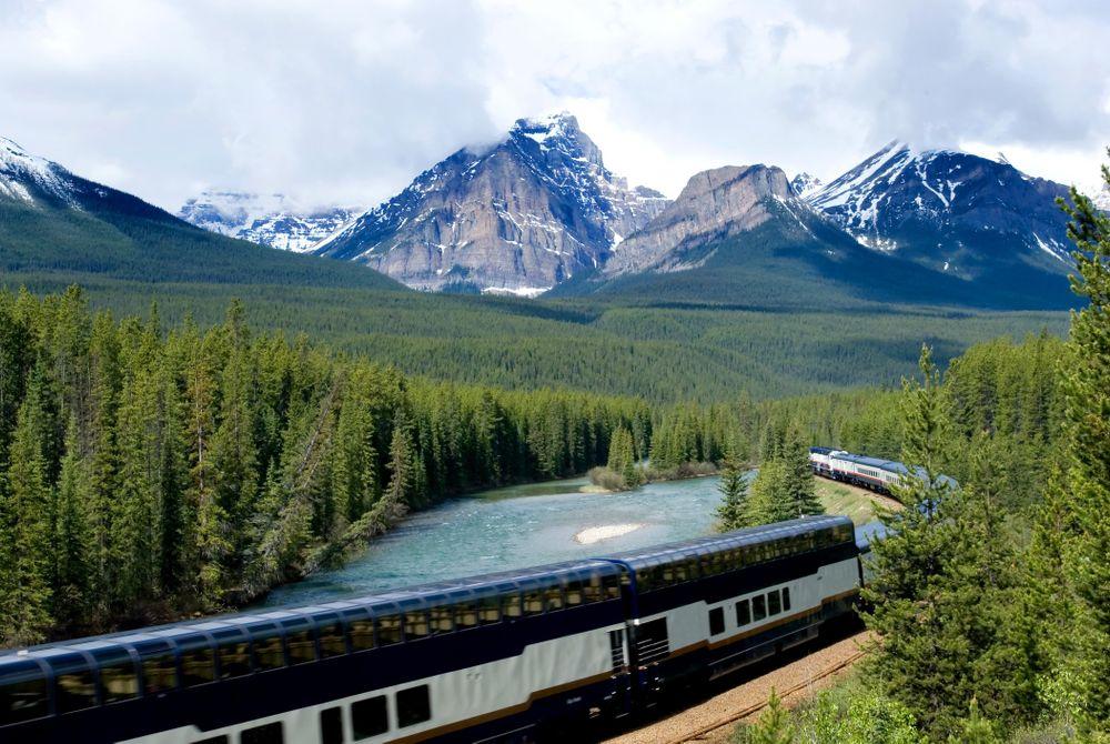 's Werelds mooiste treinritten