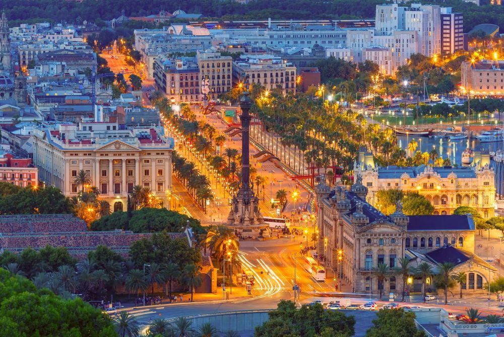 VIDEO: Zo mooi zag je Barcelona nog nooit