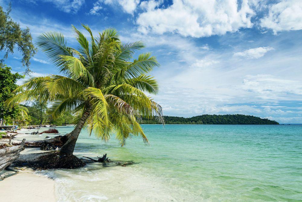 De 7 beste eilanden van Cambodja