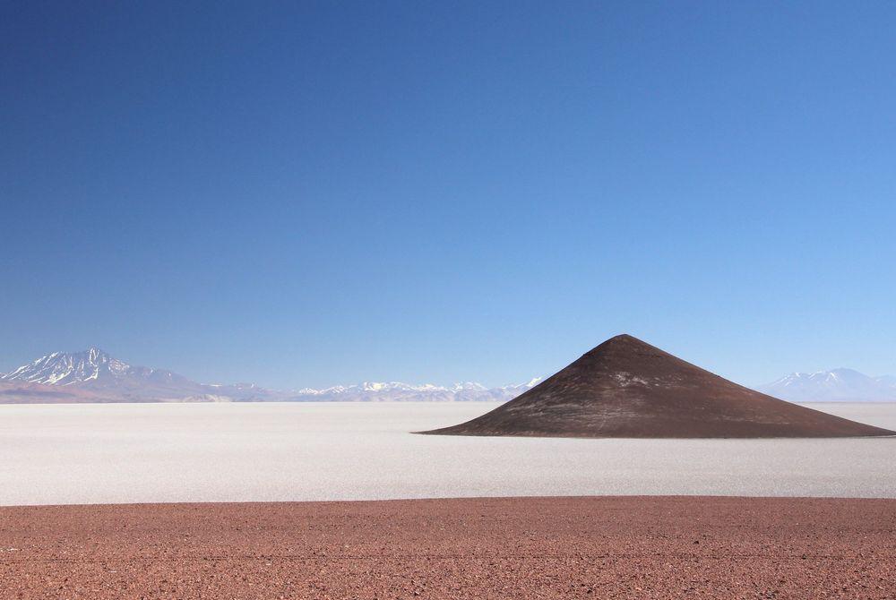 Cono de Arita in Argentinië