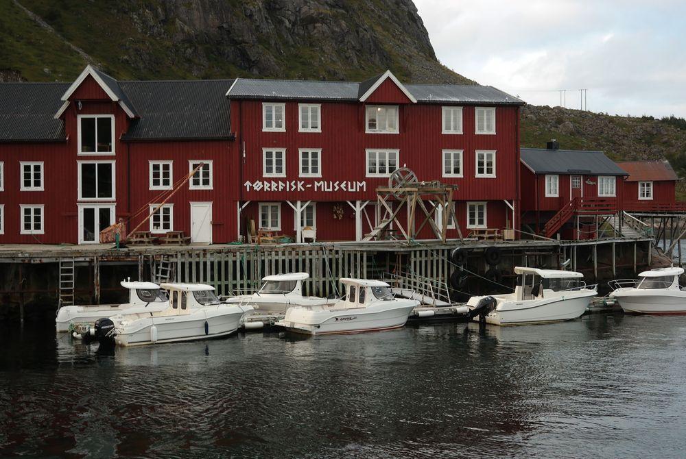 Het Noorse dorp waarvan de naam slechts één letter lang is