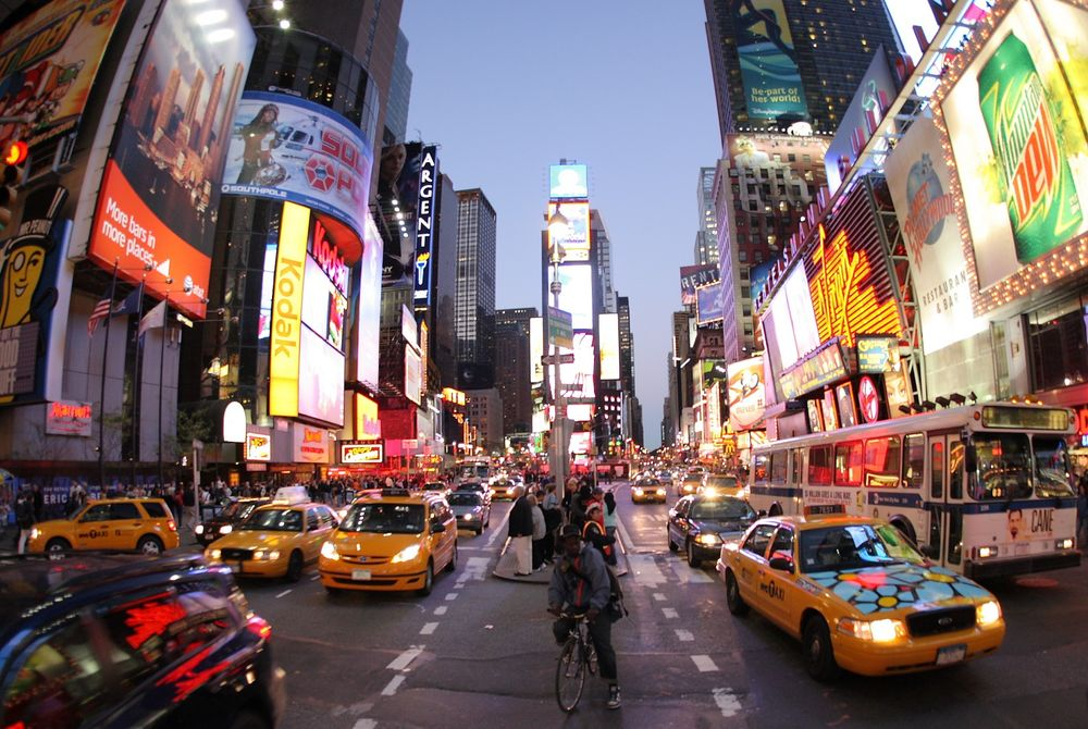 VIDEO: New York in Slowmotion