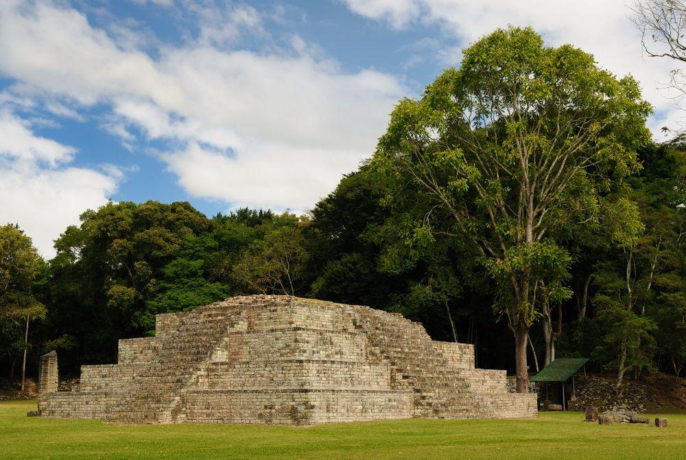 Mayastad Copán in Honduras