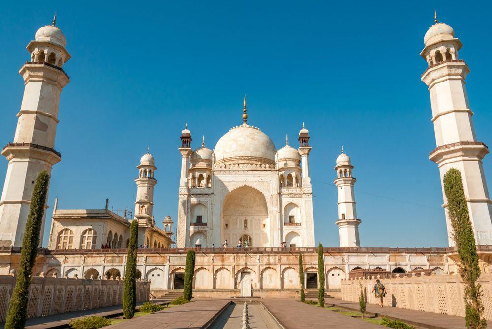 India's andere Taj Mahal: Bibi Ka Maqbara