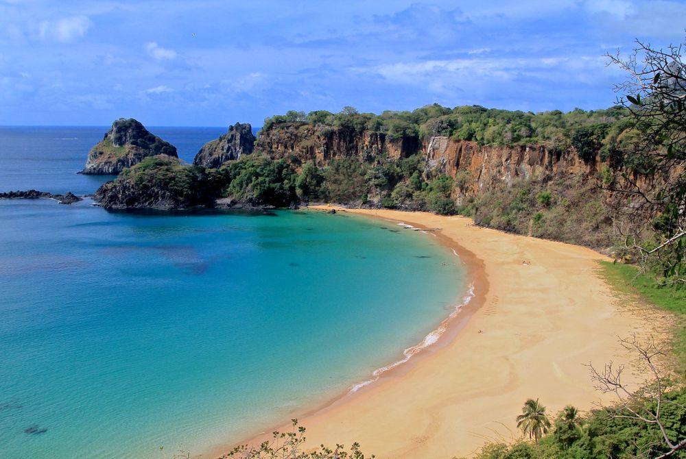 Paradijs in Brazilië: Fernando Do Noronha
