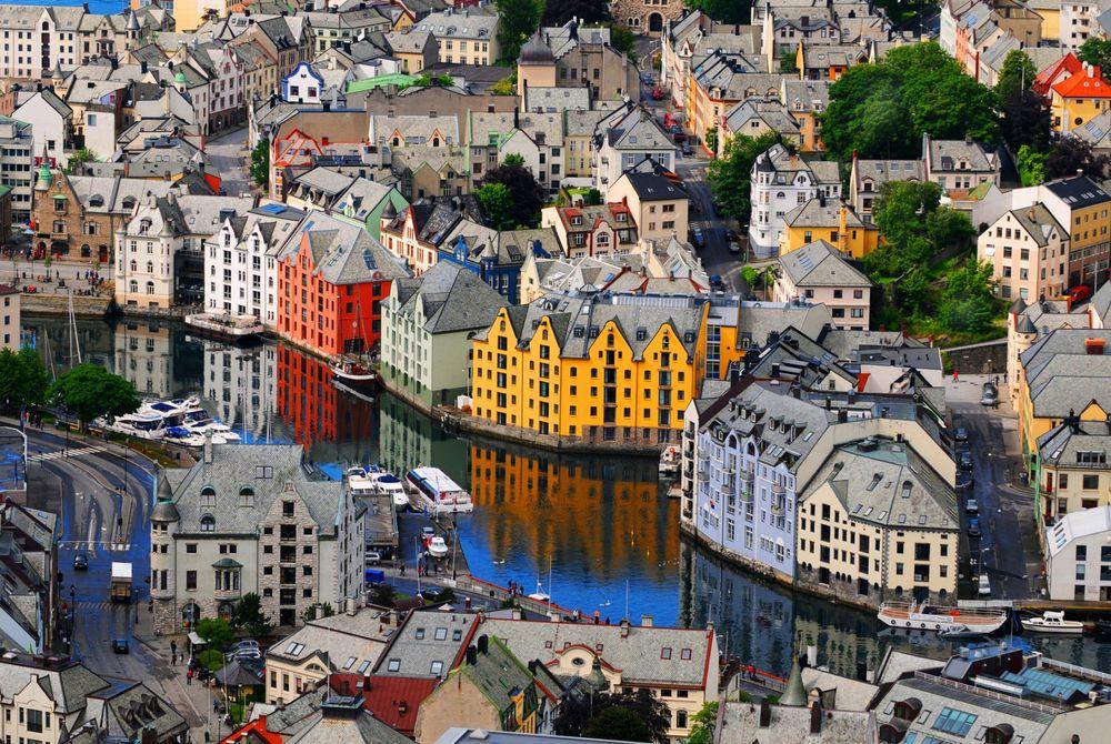 VIDEO: IJsland en Noorwegen in het klein