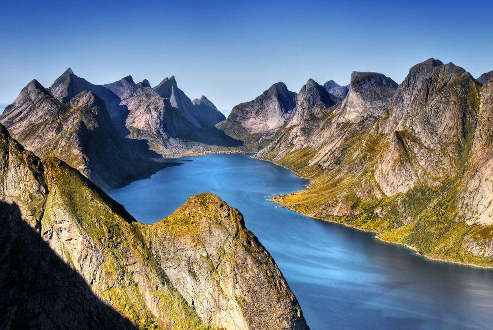 De top 5 routes voor een roadtrip door Noorwegen