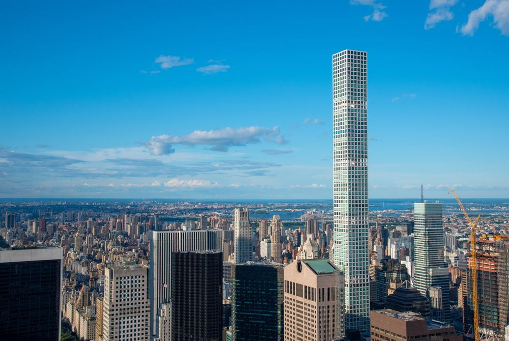 De 10 hoogste nieuwe gebouwen in 2015