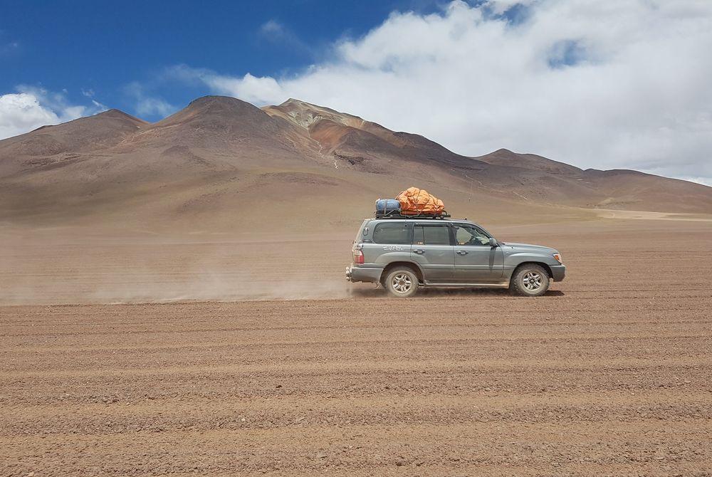 4x4 avontuur in Bolivia: Salar de Uyuni
