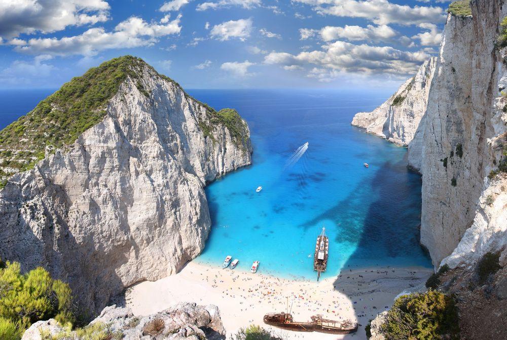 De mooiste stranden in Griekenland