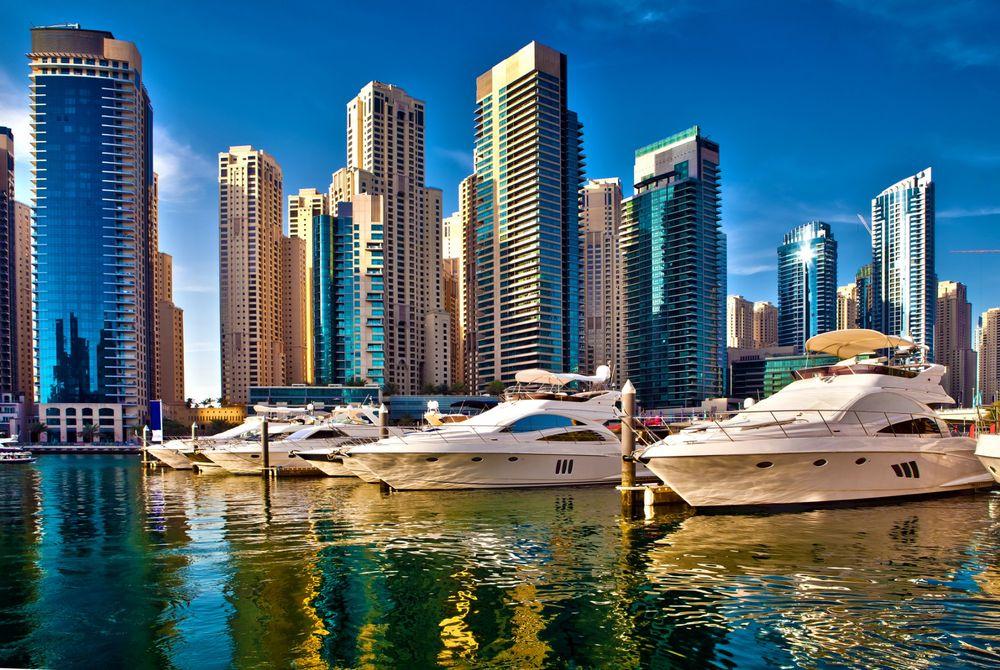 VIDEO: Belachelijk vette time-lapse van Dubai