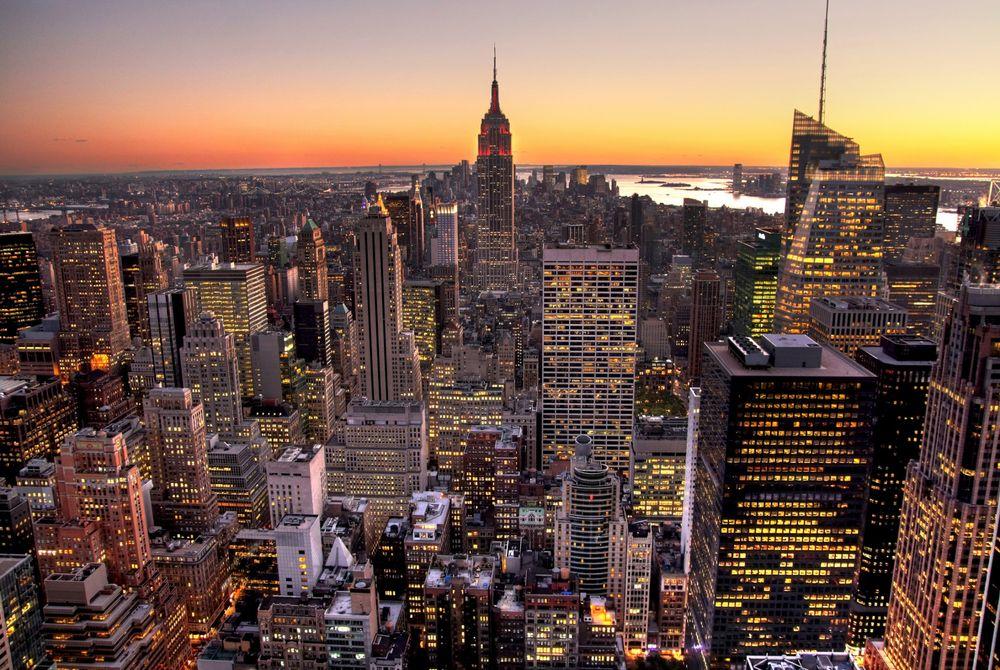 VIDEO: Timelapse van Manhattan