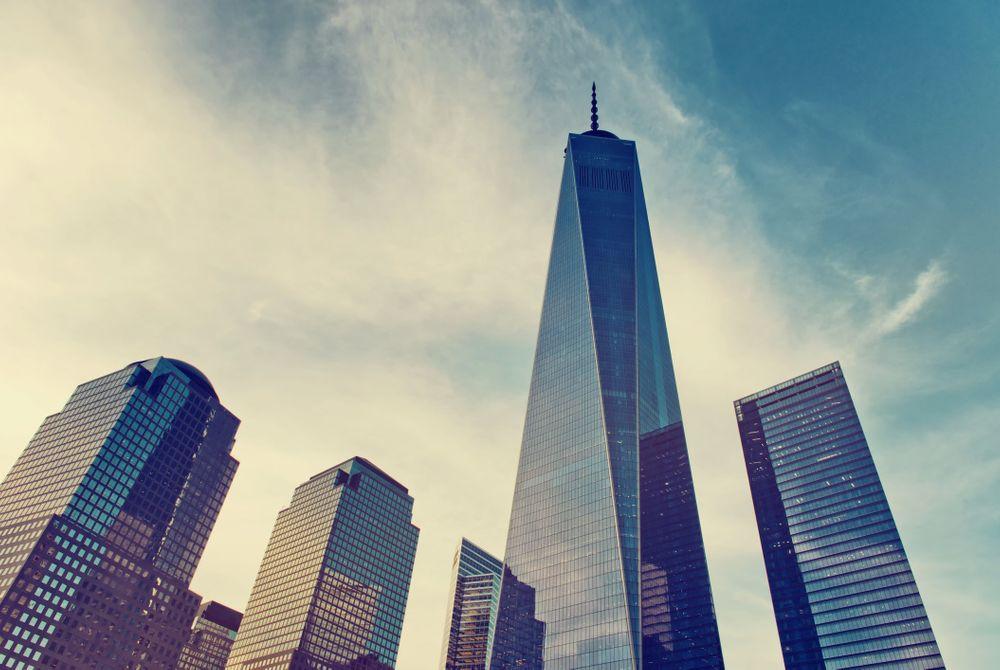De 10 hoogste gebouwen in Amerika