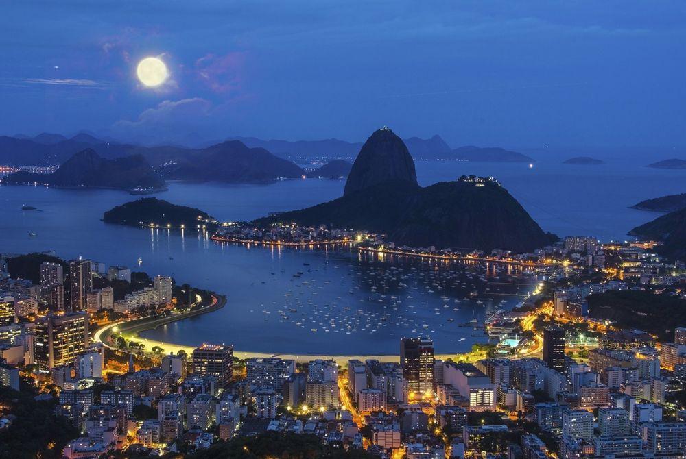 VIDEO: Extreem hoge resolutie timelapse van Rio de Janeiro
