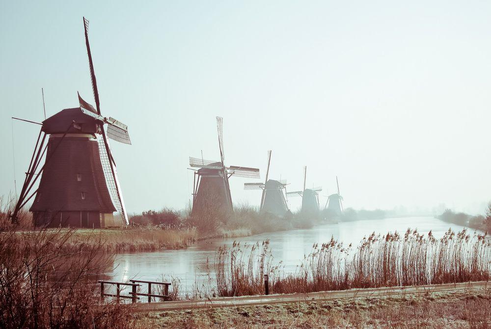 VIDEO: De afwisselende landschappen van het Nederlandse platteland
