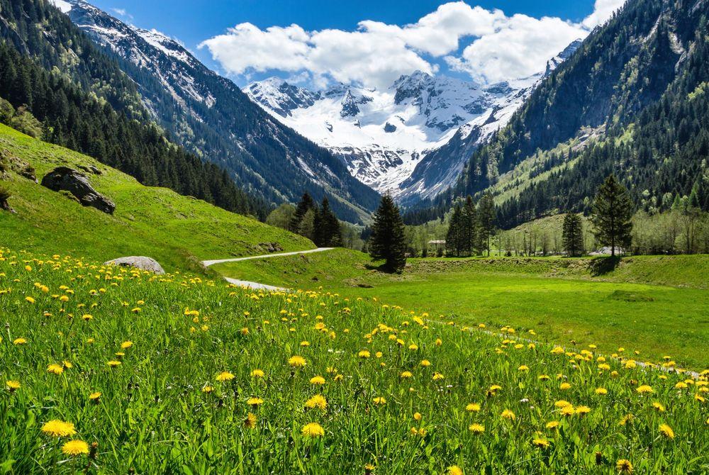 VIDEO: De schilderachtige schoonheid van Oostenrijk