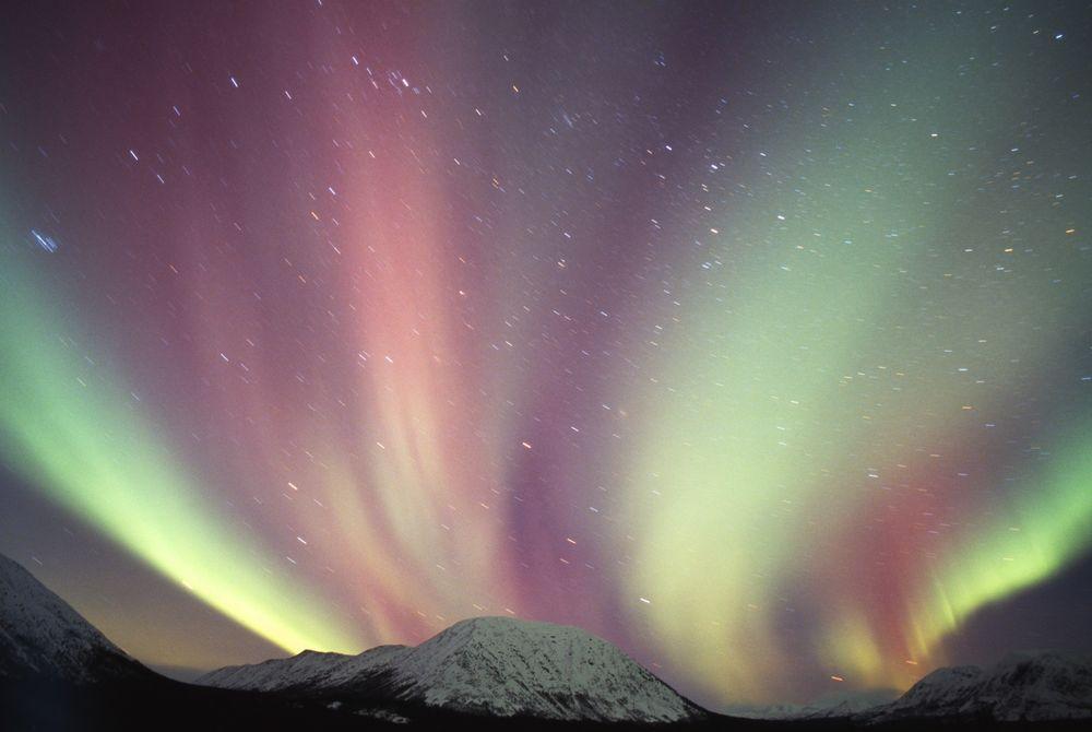 VIDEO: Het Noorderlicht boven Alaska