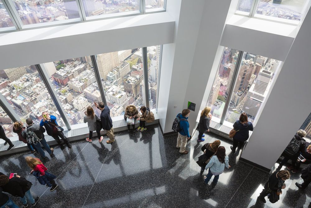 Nu geopend: Het One World Observatory in New York
