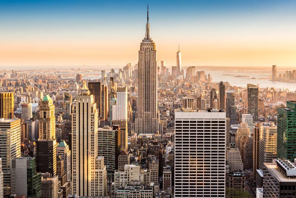 25 mooiste skylines ter wereld