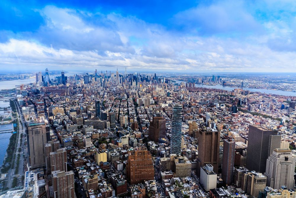 VIDEO: One World Observatory New York