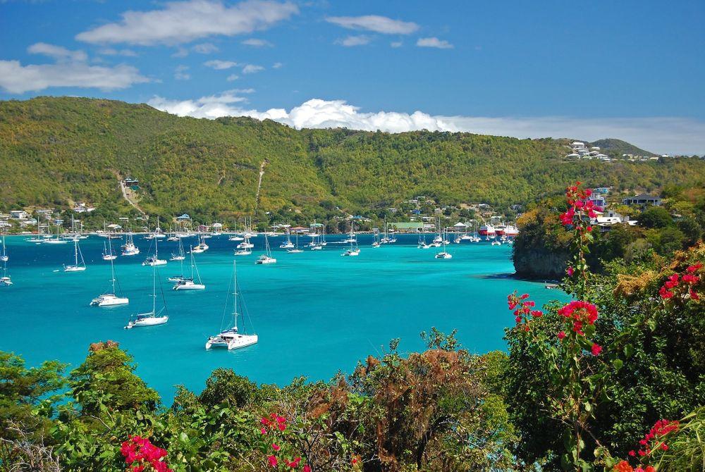 5 eilanden om te bezoeken in Saint Vincent en de Grenadines