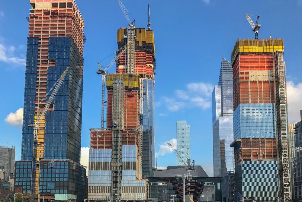 Nieuw openlucht observatiedek in New York, hoger dan het Empire State Building