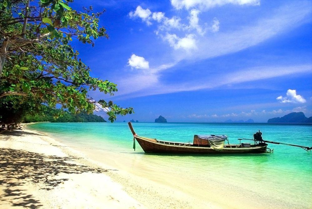 Paradijs in het diepe zuiden van Thailand: Trang
