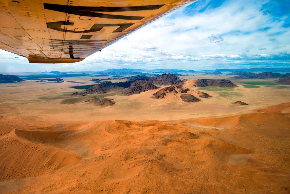 Dit Namibië filmpje is onbeschrijflijk mooi