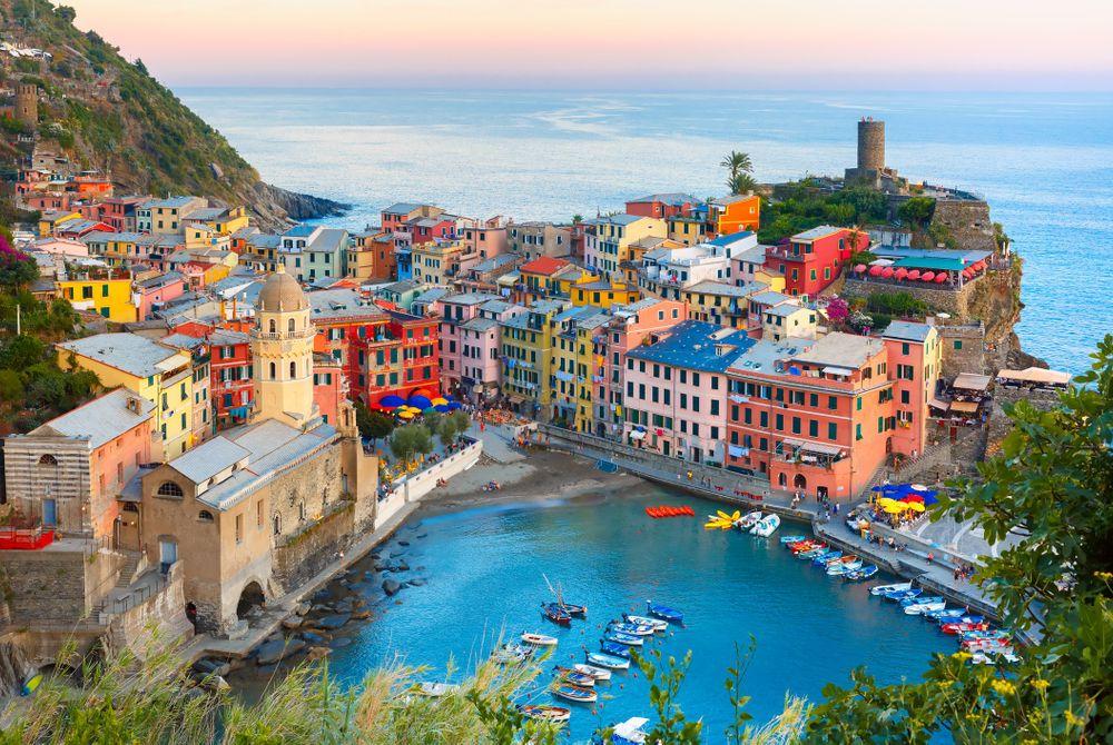 De schoonheid van Italië in 22 prachtige foto's