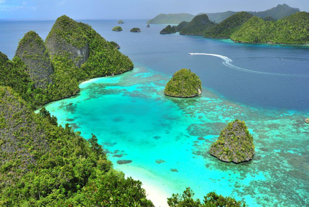 Raja Ampat: Échte bounty-eilanden in Indonesië (VIDEO)