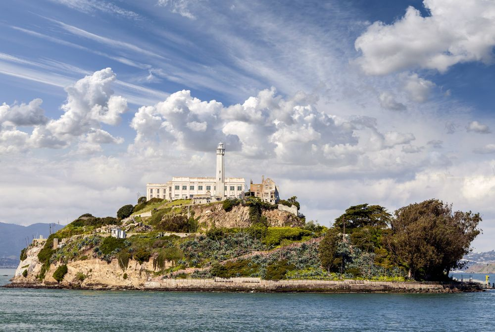 De Alcatraz gevangenis: Must-see in San Francisco