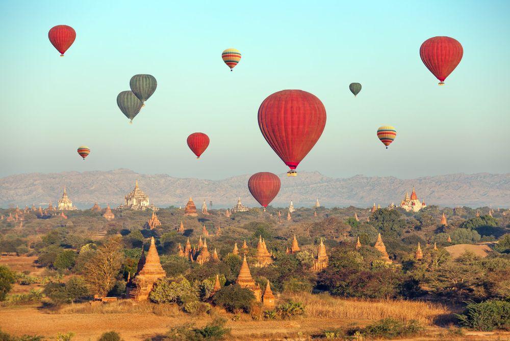 Schitterend filmje van Myanmar het Gouden Land