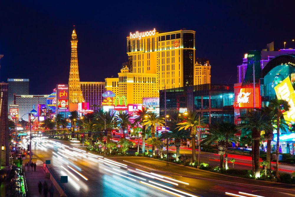Las Vegas wederom populairste bezienswaardigheid West-Amerika