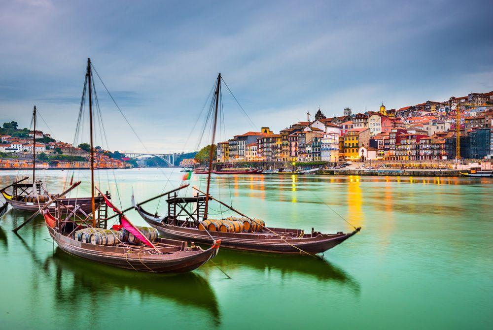 Óók leuk in Portugal: de stad Porto