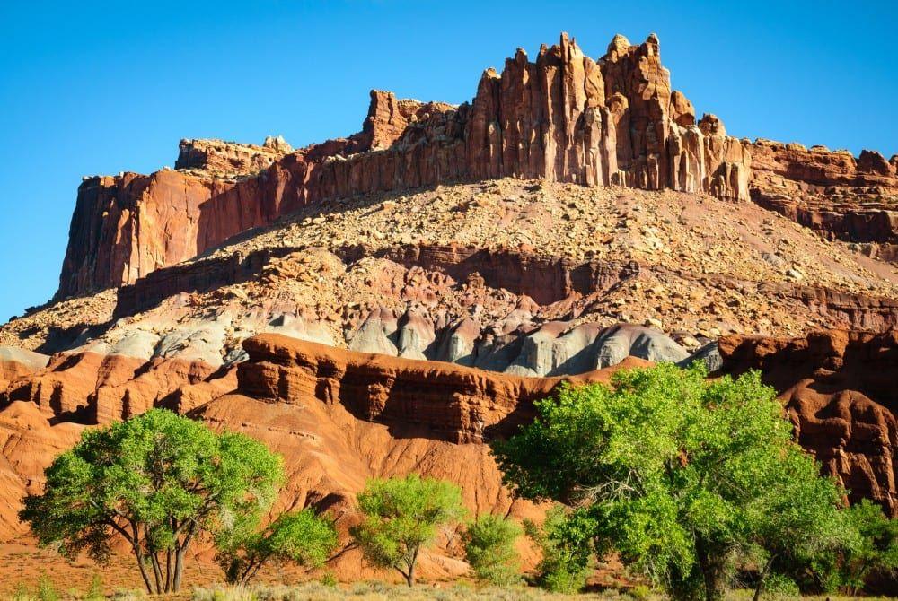 Capitol Reef: Schitterend Nationaal Park in Utah