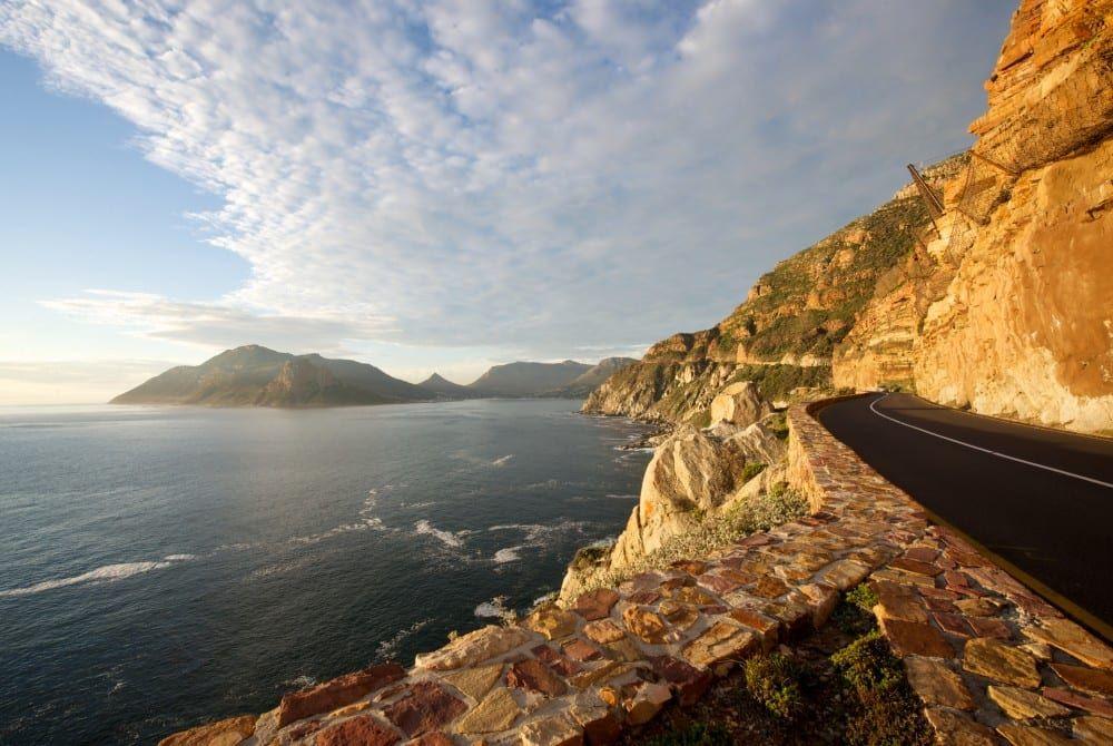 Chapman's Peak Drive: Spectaculaire rit vanuit Kaapstad