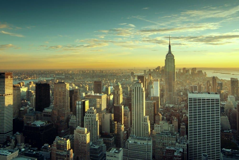 Empire State Building: icoon in New York