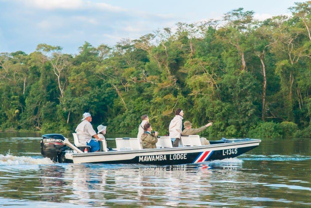 Nationaal park Tortuguero: Costa Rica op zijn mooist