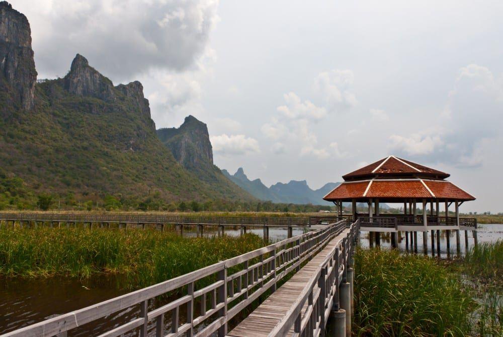 Khao Sam Roi Yot in Thailand