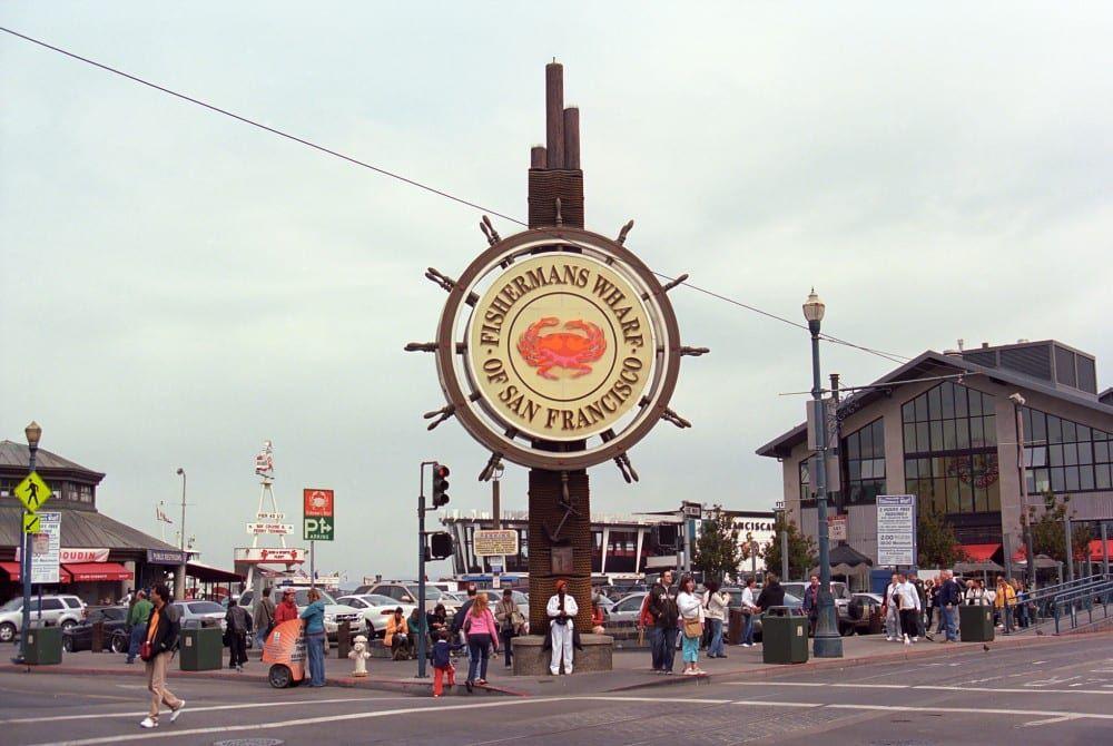 Must-do in San Francisco: Fisherman's Wharf