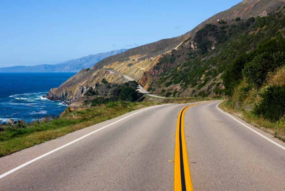 Waanzinnig filmpje: Roadtrip langs de westkust van Amerika