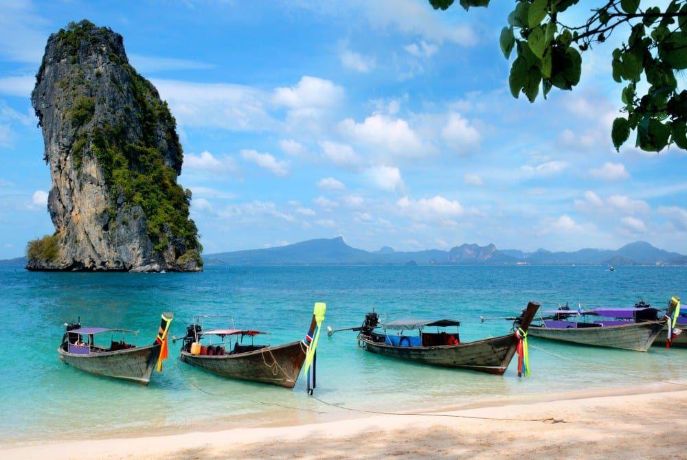 Héérlijk feelgood filmpje van 3 weken rondreizen in Thailand