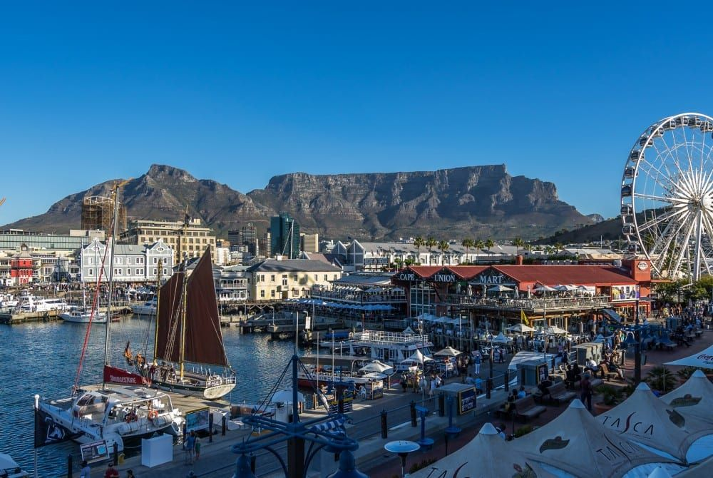 Must-Do in Kaapstad: Victoria & Alfred Waterfront