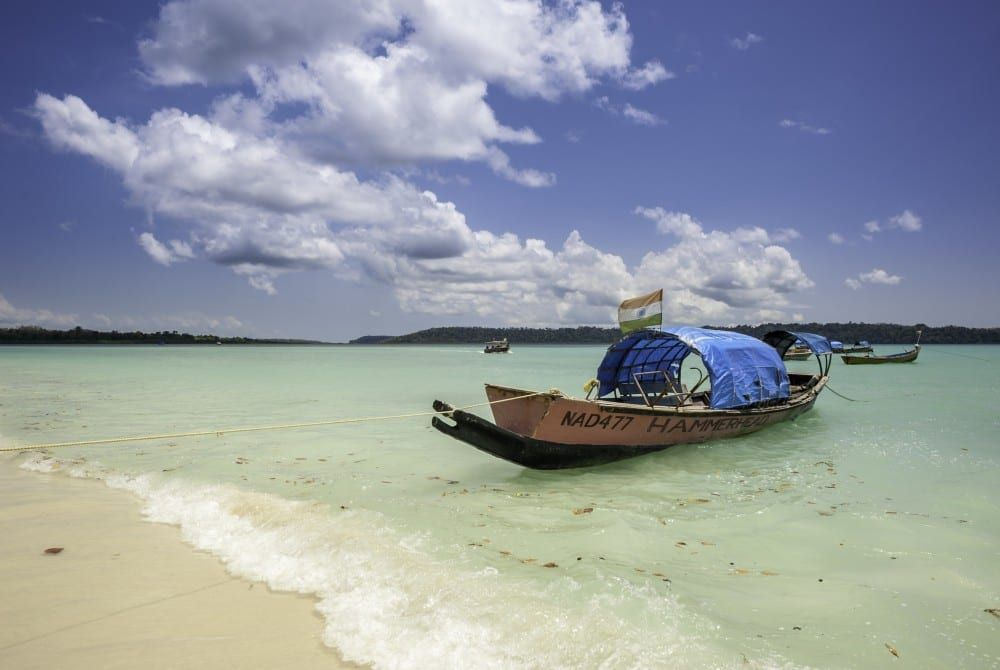 De 9 mooiste stranden én eilanden van India